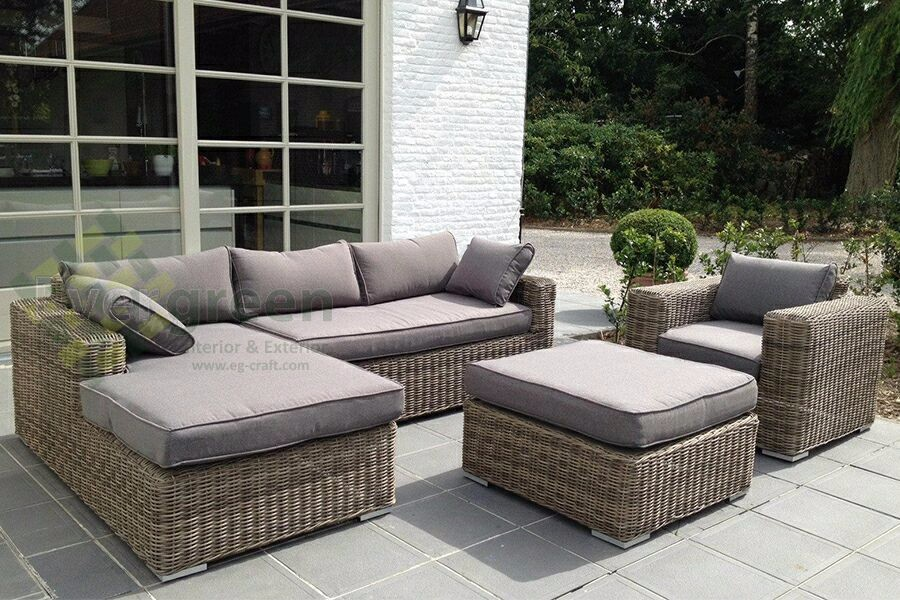 Rattan Furniture for Added Style and Beauty to your Outdoor Area