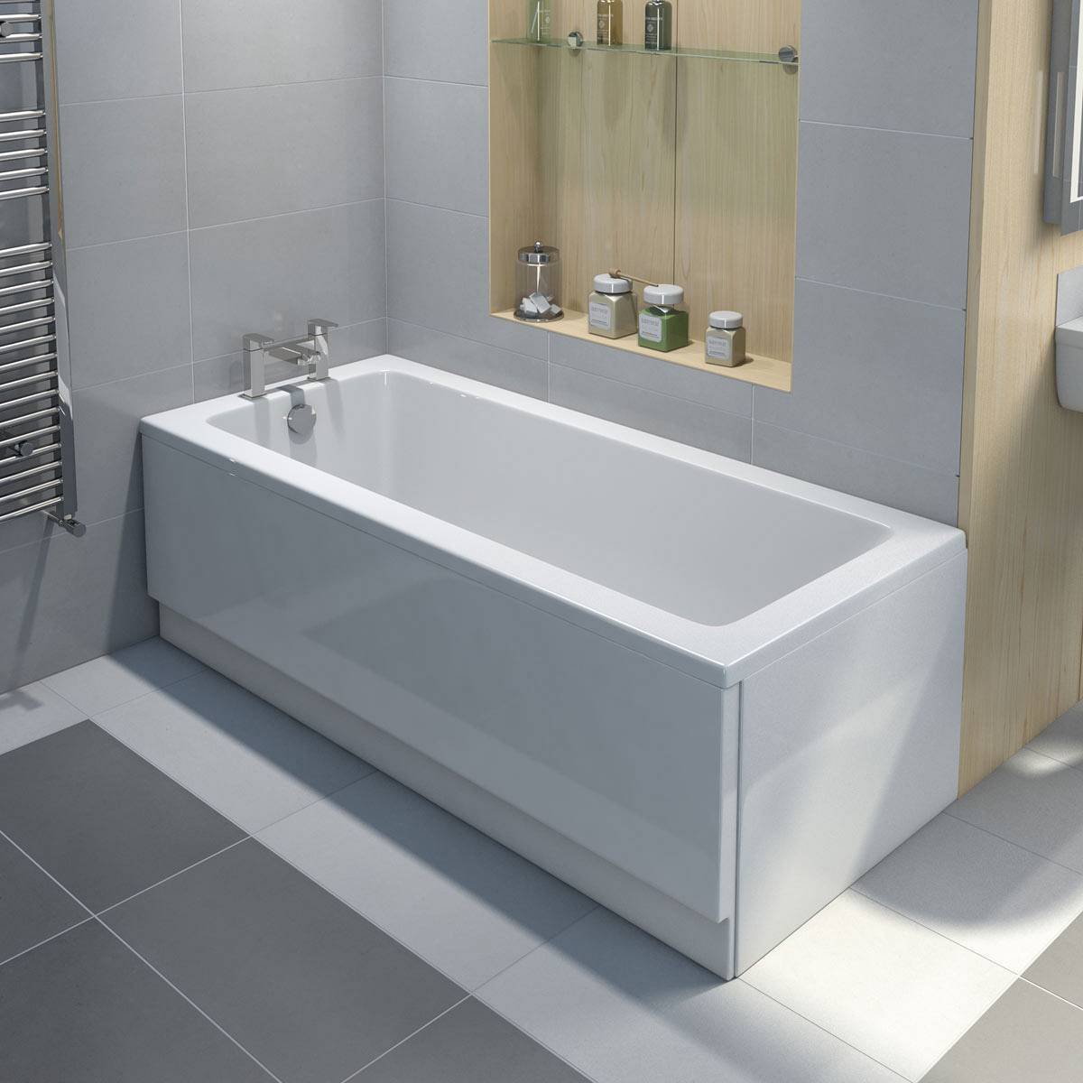 Guide to Fitting Bathroom Panels