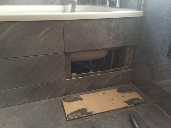 fitting bathroom panels removable bath panel with bathroom installation in leeds TNBJKDF