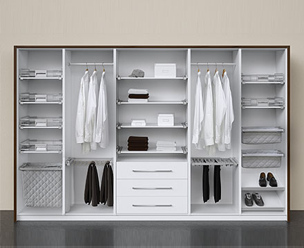 fittings systems for wardrobe interiors. xpczrdr AWFPSOU