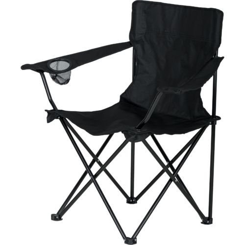 folding chair academy sports + outdoors logo armchair - view number 1 ... SXCKLYH