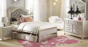 full bedroom sets sofia vergara petit paris champagne 6 pc full panel bedroom - HAETIAZ