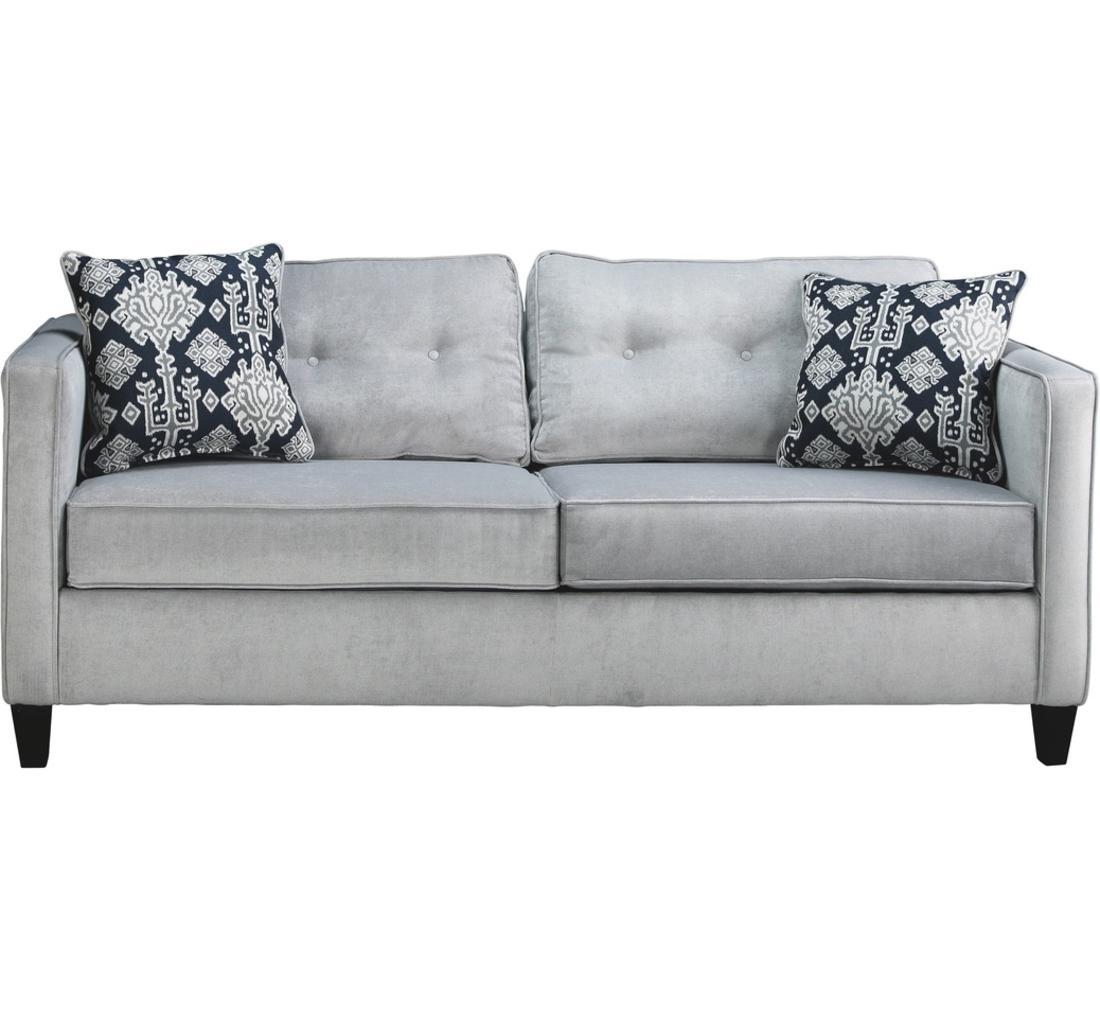 full sleeper sofa this sleeper has sloped arm track styling with . JBSJUFR