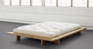 futon bed futon pad mattress SATJVYW