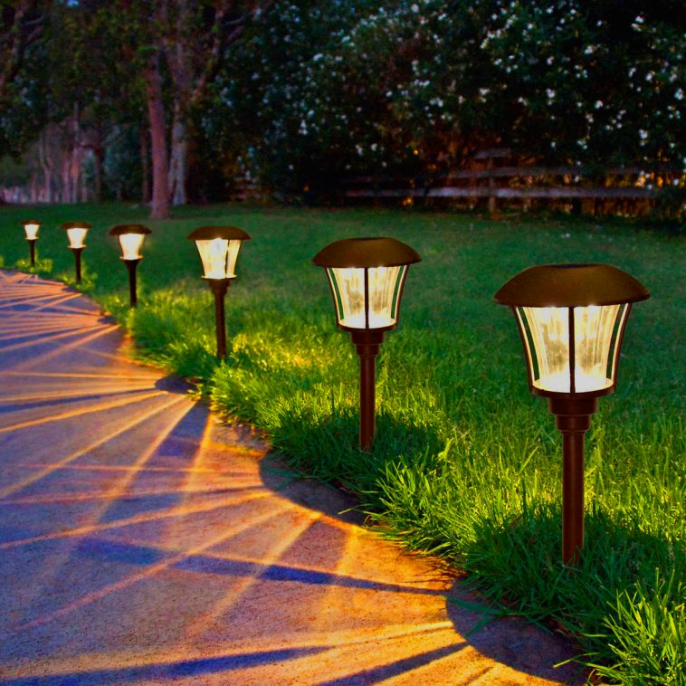 garden lighting solar lights garden BGJFFBV