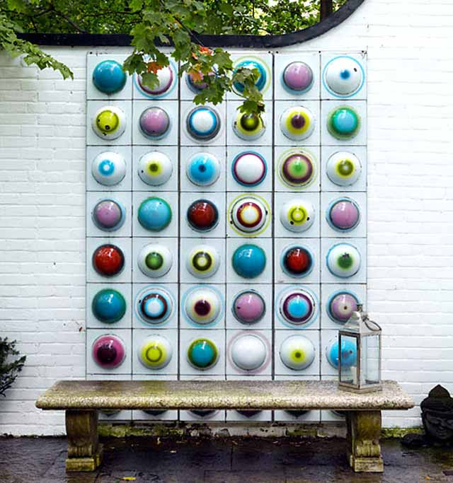 garden wall art colorfuly garden wall art antique garden wall art BXPWHLN