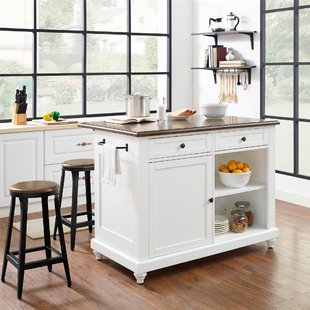 gilchrist kitchen island set TUJLHMQ