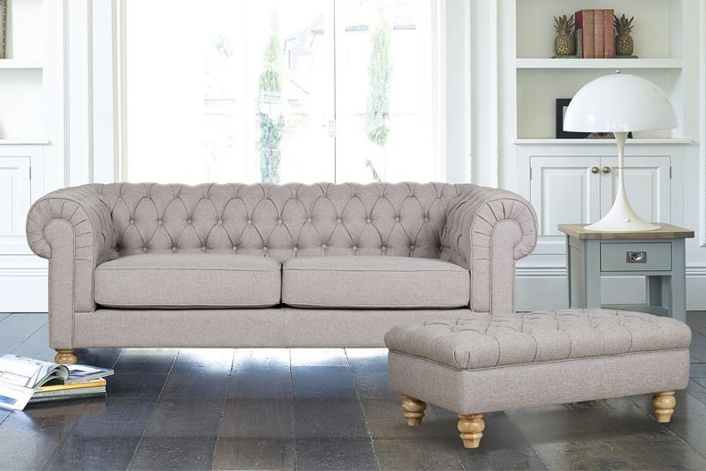 grey sofas mark webster chesterfield grey ... RIFAIQL