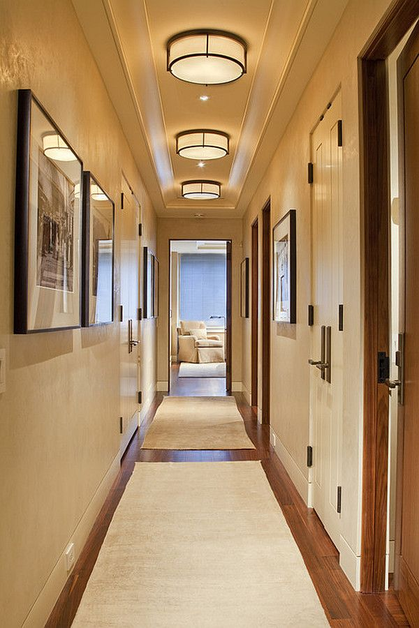 hallway lighting entrance into home long hallway | donu0027t neglect your hallway: welcome DLJWTEY