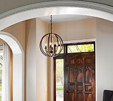 hallway lighting pendant-style foyer lighting UBCJGNM