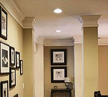 hallway lighting recessed foyer lighting FPZXGEZ
