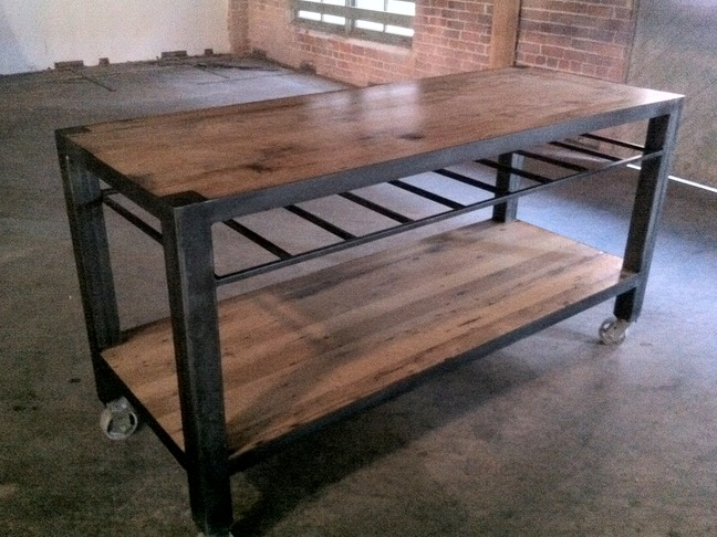 handmade furniture by district millworks LSBDCOJ