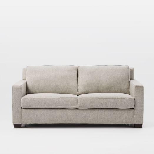 henry® pull-down full sleeper sofa - gravel (twill) AAFXXCJ