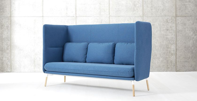 high back sofa arlo highback sofa - hightower MJKDBVM