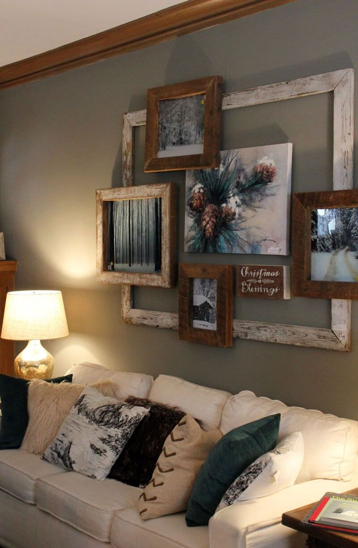 home decor ıdeas 30 creative ideas to decorate above the sofa XAMGKUG