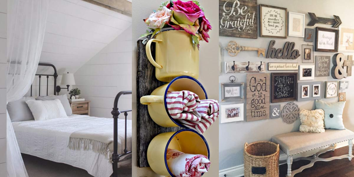 home decor ıdeas 41 incredible farmhouse decor ideas IOXXBLO