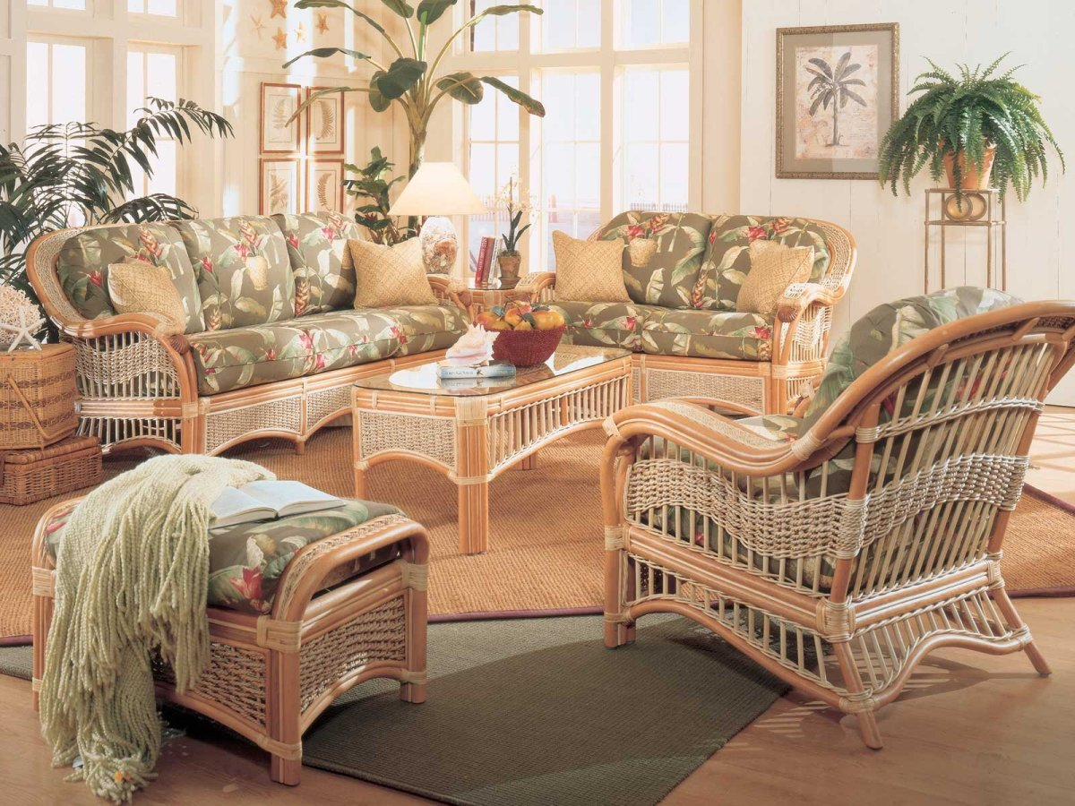 indoor wicker furniture VIAIMWG