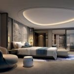The beautiful and luxury interior design