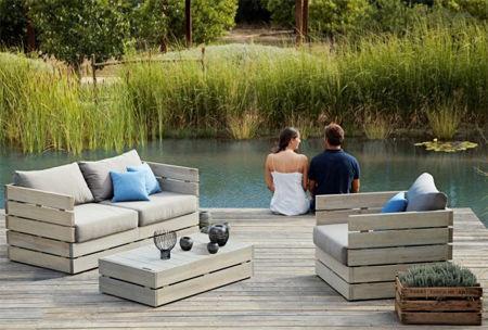 introduction: diy outdoor garden furniture OAVLRER