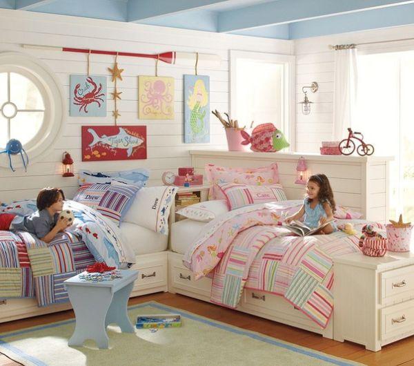 kids bedroom 15 bedroom interior design ideas for two-kids CCAYONU