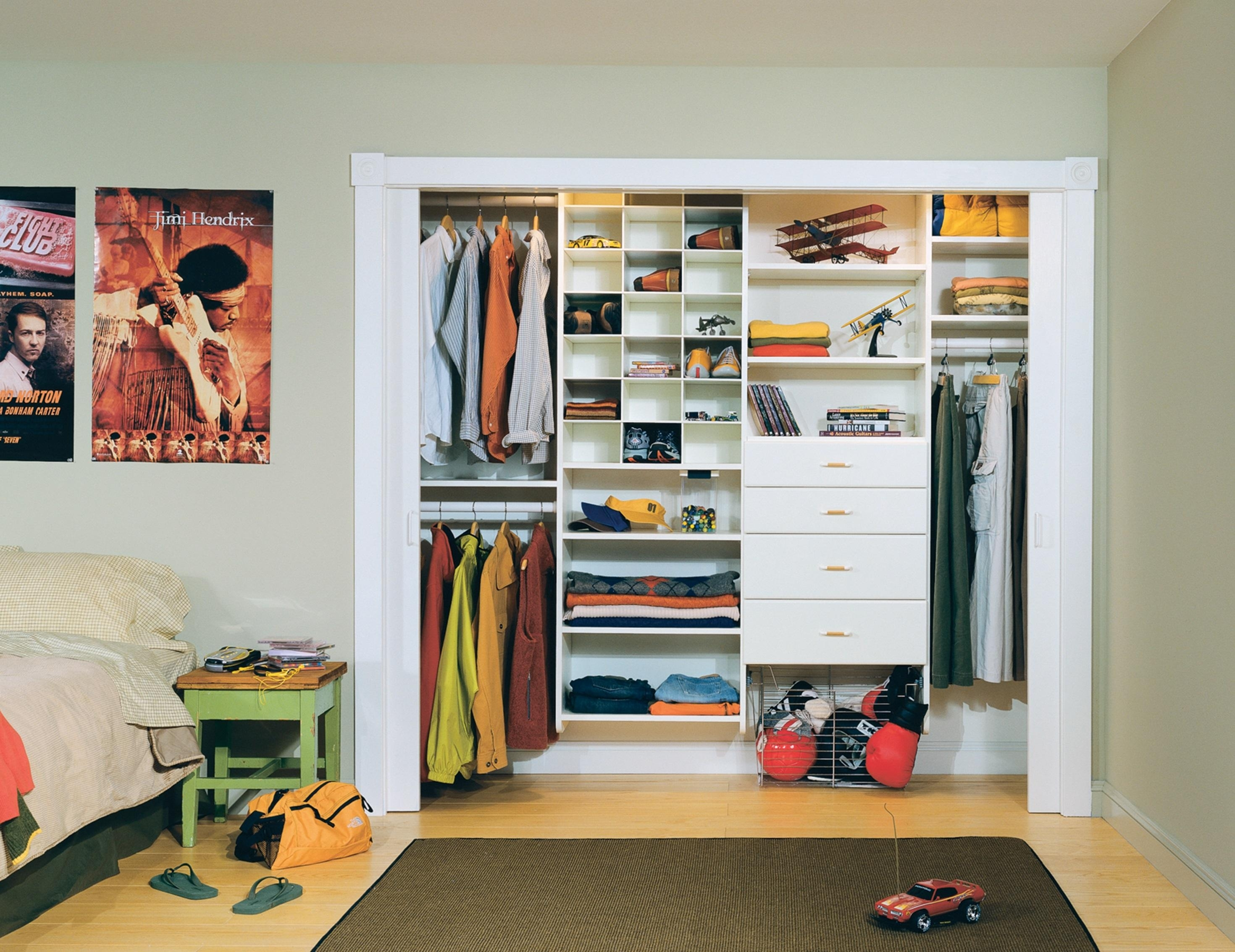 kids closet kids closets teen closets storage solutions organization ideas CVUDHGK