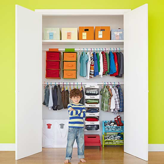 kids closet simple ways to make over your childu0027s closet HBTDFHS