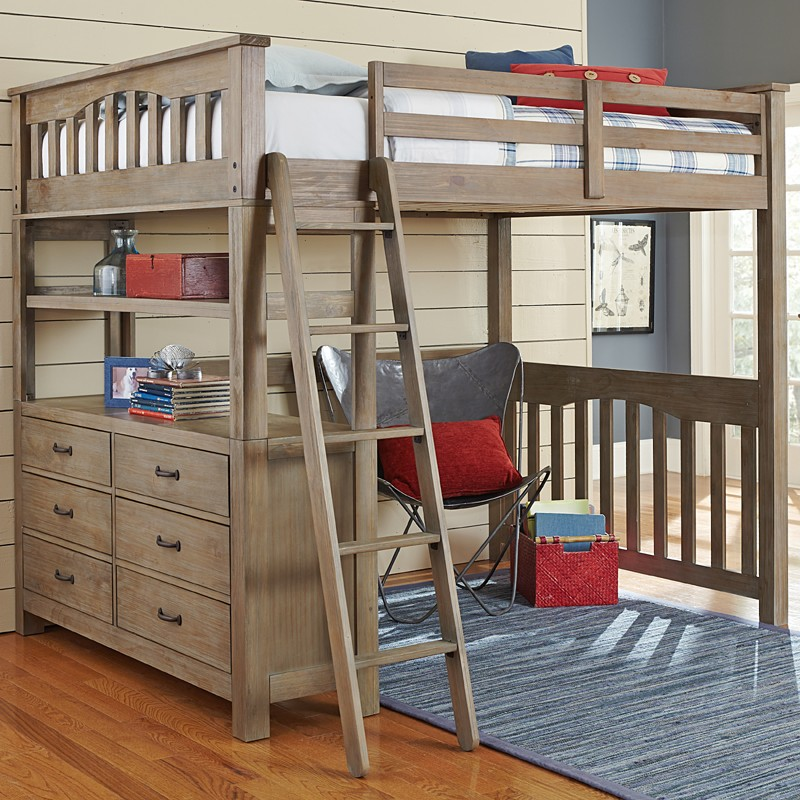 How to choose your kids loft bed