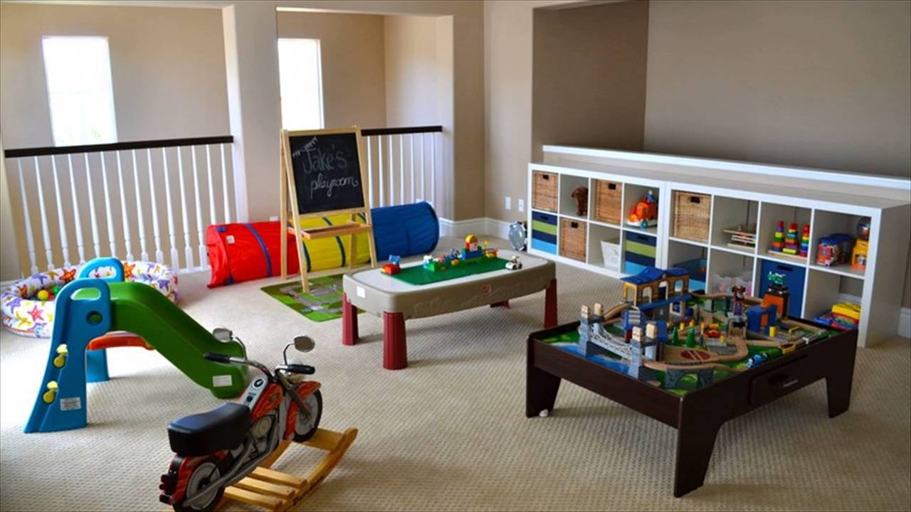 kids playroom ideas kids playroom fantastic ideas - youtube NVKIGDR