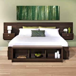 king size headboard valhalla designer series floating king headboard LEUVUFJ