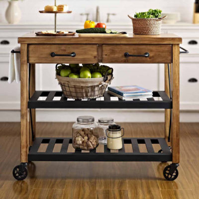 kitchen carts kitchen carts u0026 islands for the home - jcpenney SUNGHSU