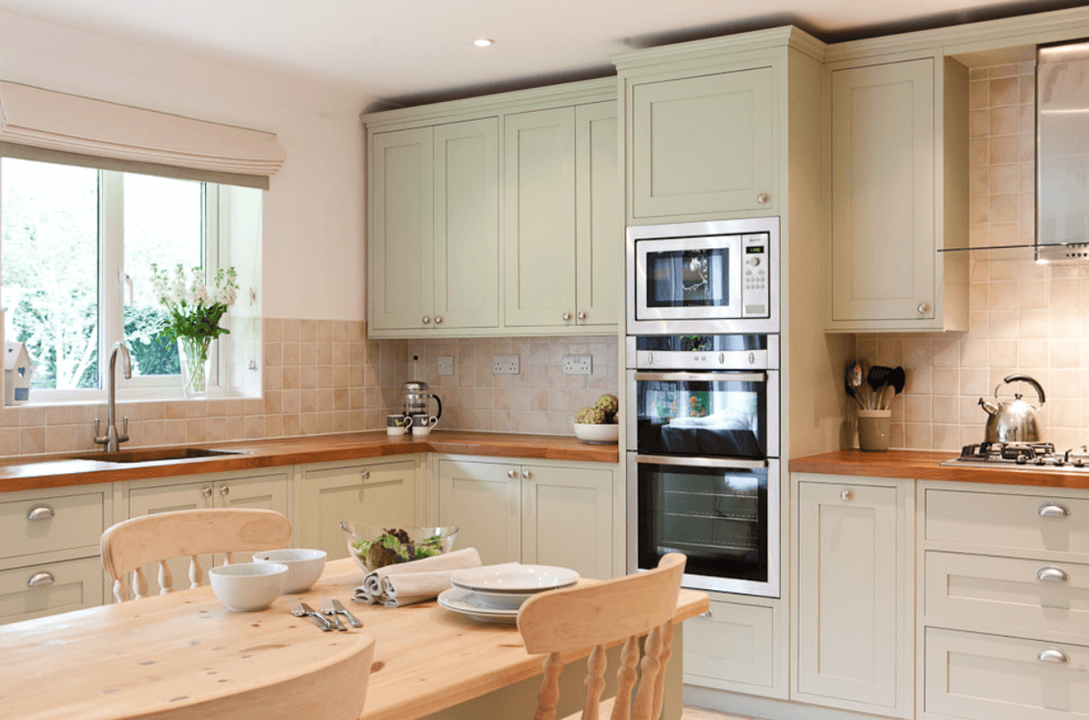kitchen cupboard paint ideas painted kitchen cabinet ideas - freshome LFFDIEU