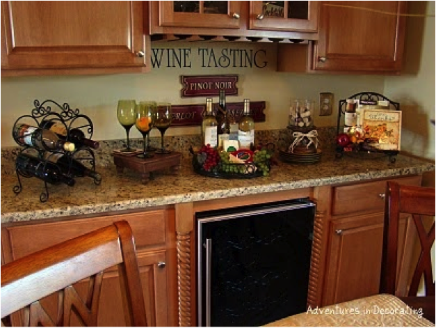 kitchen decorations wine decor for kitchen | ... decorating your kitchen with a PYXDCDU