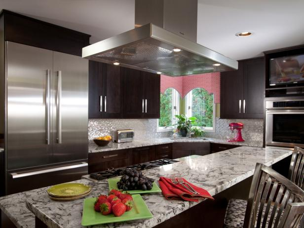 Choosing Gorgeous Kitchen Designs for Your Home