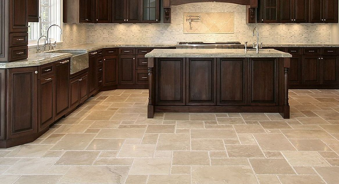 kitchen flooring with tiles tile flooring ideas for kitchen SQEJKYN