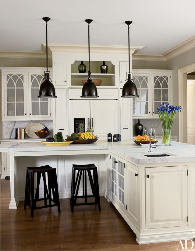 kitchen pendant lighting 31 kitchens with pretty pendant lighting NAFPYBF