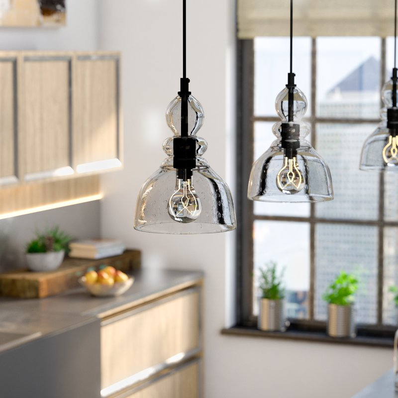 Kitchen Pendant Lighting for Added Illumination
