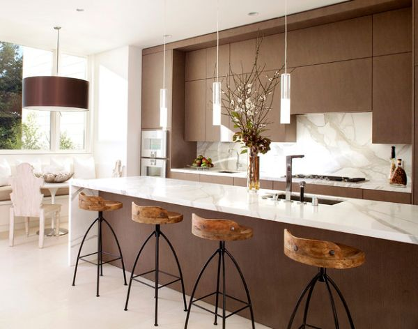 kitchen pendant lighting view in gallery exquisite modern kitchen in white and brown with JSENSWU