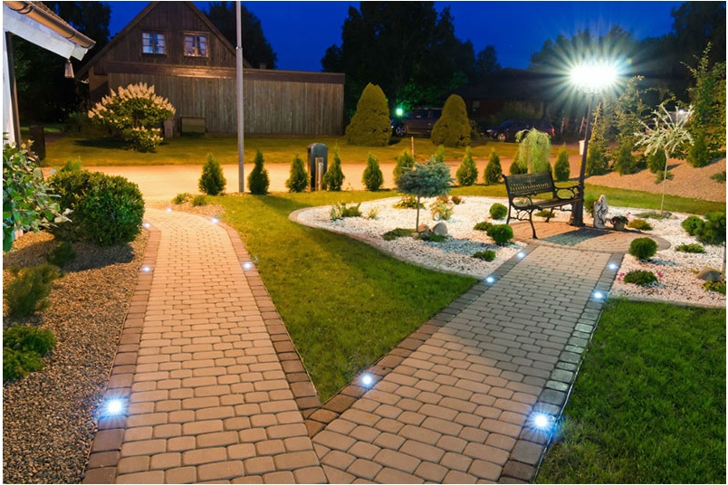 landscape and garden lighting boscolighting selector for contemporary house  landscape GUPGBTZ