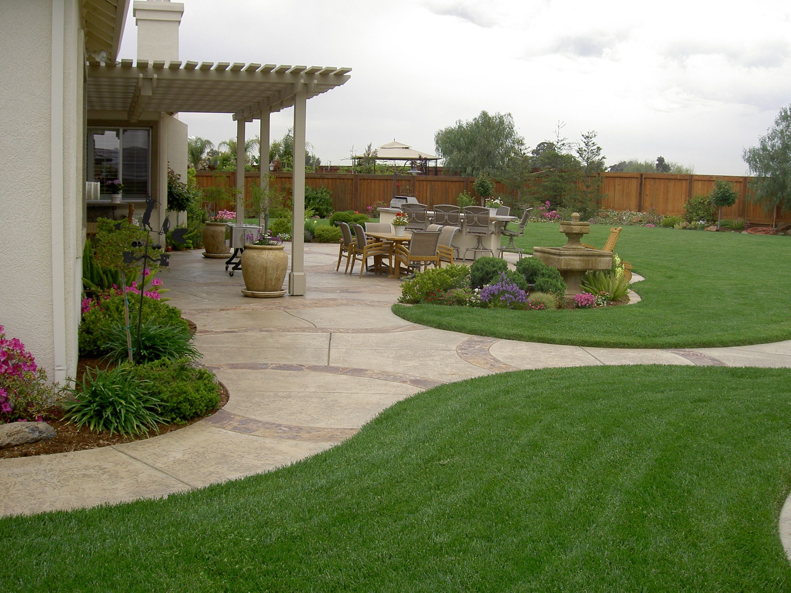 Landscape Designs for Creating Little Heavens Around