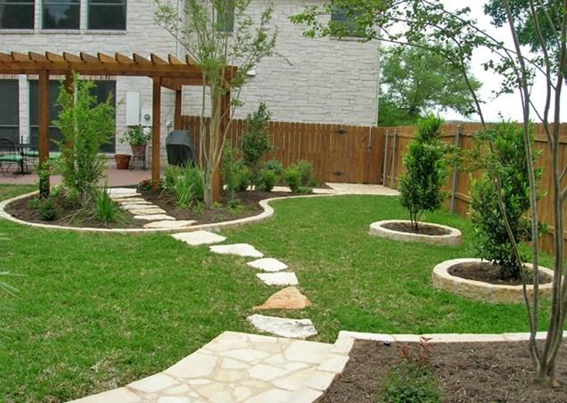 landscape designs backyard backyard landscaping austin tx photo gallery landscaping backyard landscape  design XVKJCTM