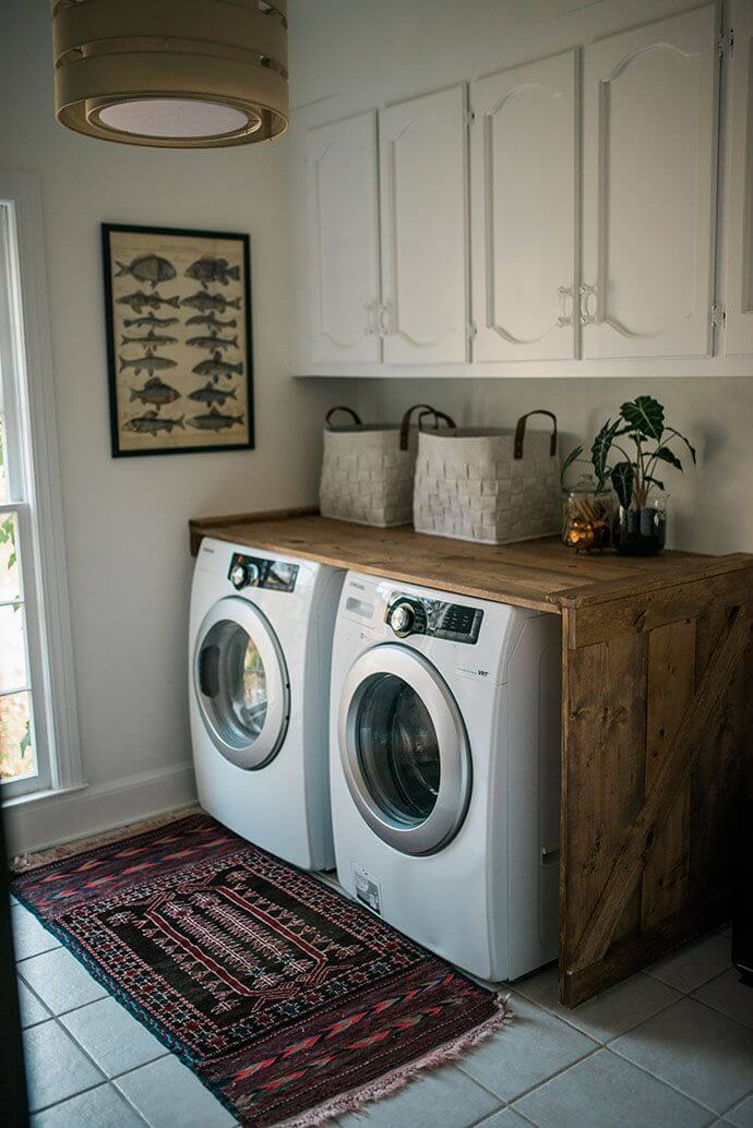 Laundry Room Decor Makes Your Work Interestingly Easy