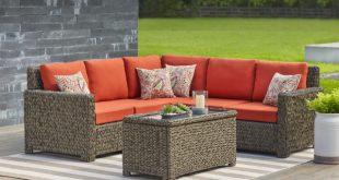 lawn furniture patio conversation sets UYHWMGE