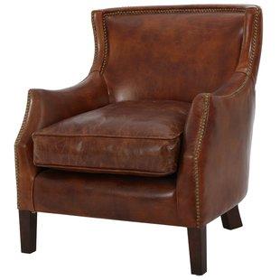 leather chairs adelbert kraig armchair KFDSDUT