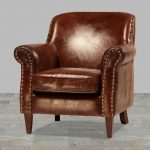 Give Yourself a Comfortable Seating with the Leather Chairs