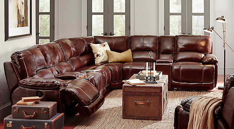 leather sectional sofas leather sectional sofa UQMQIHY