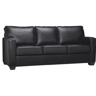 leather sofa bed ritter leather sleeper sofa RCNKEWV