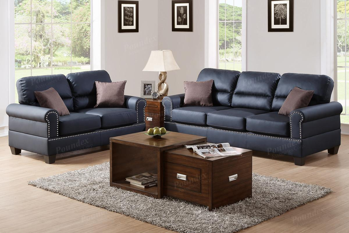 leather sofa set aspen black leather sofa and loveseat set CDJDBNL
