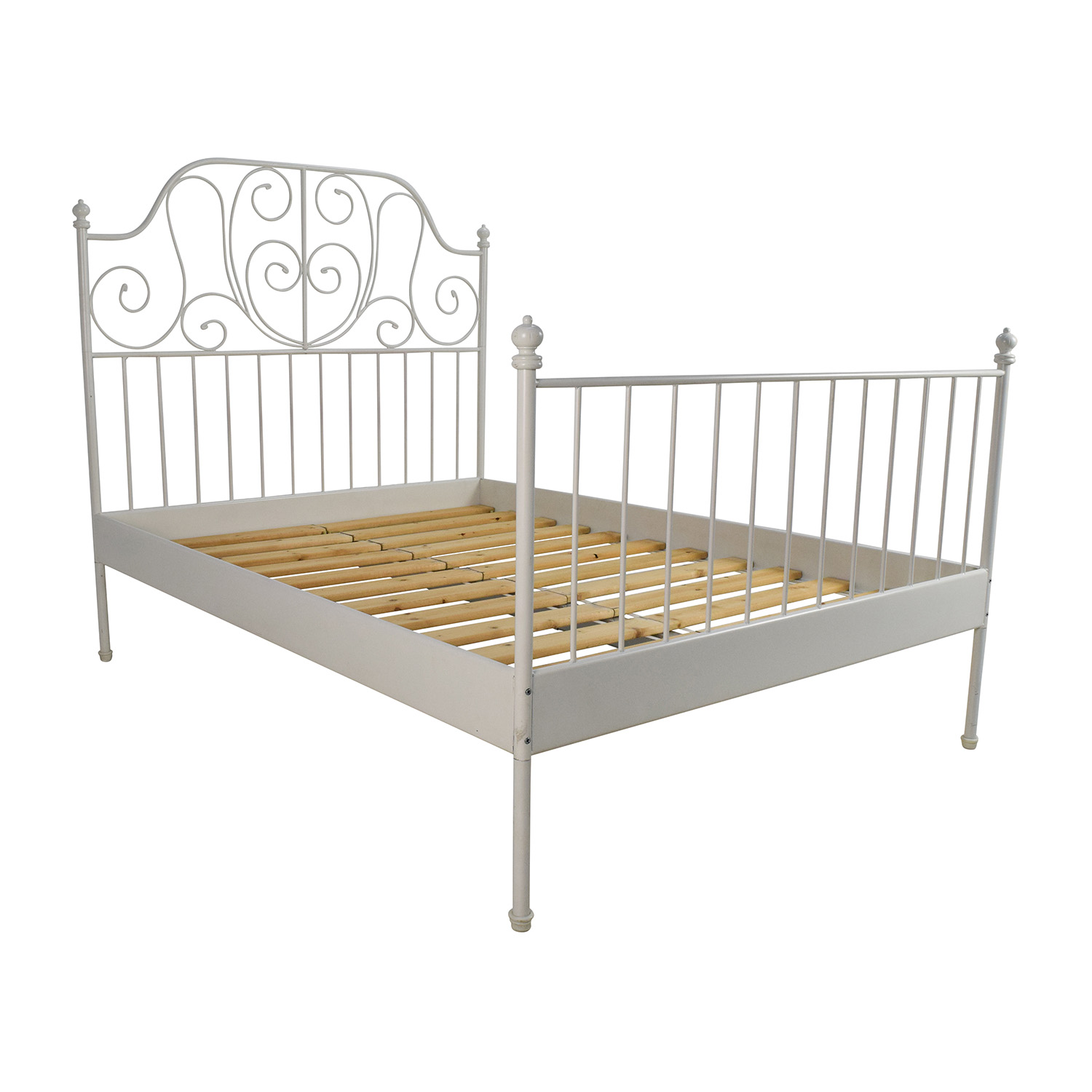 leirvik bed frames ... this bed frame might be just right for you. in KDXYAFS