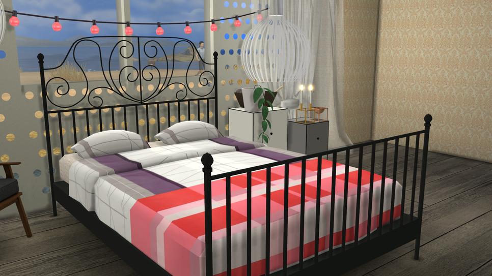 leirvik bed frames you ... NGPJLXT