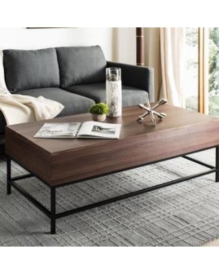 lift top coffee table ivy bronx reda lift-top coffee table with storage.  CKFRDLK